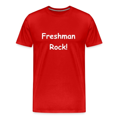 Freshman - Men's Premium T-Shirt