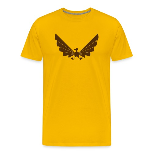 LOA - yellow - Men's Premium T-Shirt