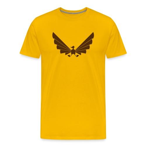 LOA - yellow - Men's Premium T-Shirt