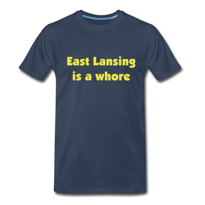 East Lansing - Standard - Men's Premium T-Shirt