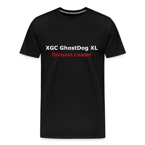 XGC GHOSTDOG - Men's Premium T-Shirt