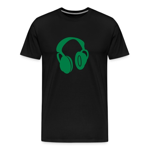 DJ Music - Men's Premium T-Shirt