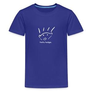 T-shirt premium pour ados - Hedgehog - Pretty hedgie