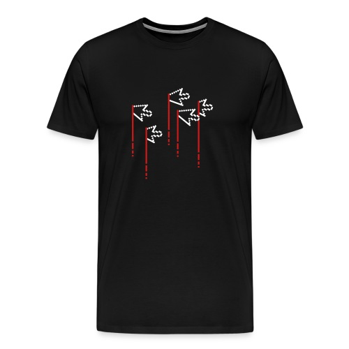 Cursors That Kill T-Shirt - Men's Premium T-Shirt