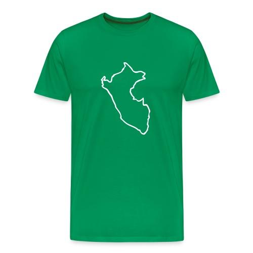 El Peru - Men's Premium T-Shirt