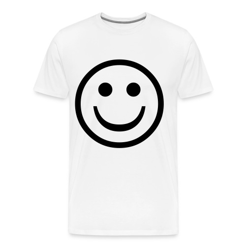 Smiley Face - Men's Premium T-Shirt