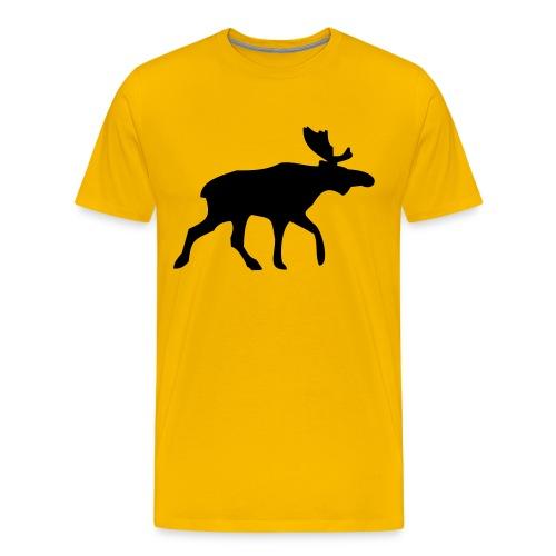 MOOSE! - Men's Premium T-Shirt