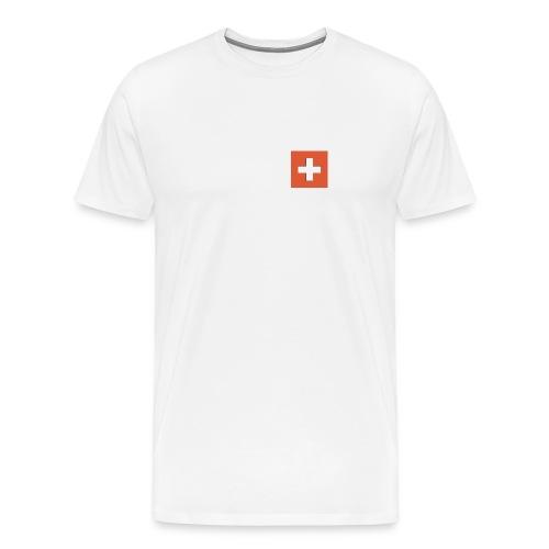 Swiss T-Shirt - Men's Premium T-Shirt