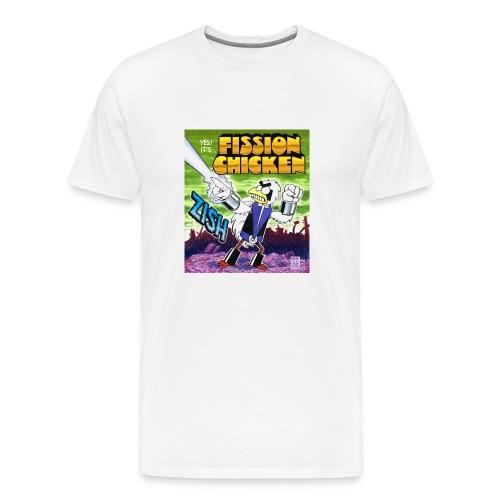 FC ZISH Heavyweight Tee - Men's Premium T-Shirt