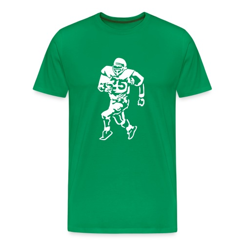 Guys Football GOShirt - Men's Premium T-Shirt