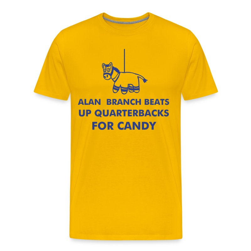 Alan is a Bully - Men's Premium T-Shirt