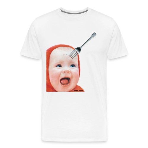Big People Baby Head - Men's Premium T-Shirt