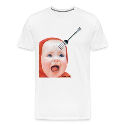 Big People Baby Head - Men's Premium T-Shirt