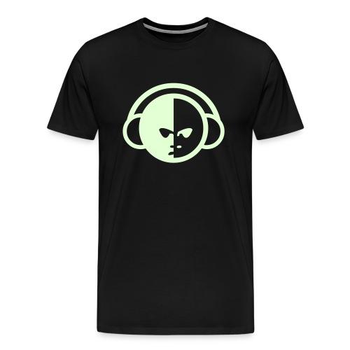 Glow DJ Tee - Men's Premium T-Shirt