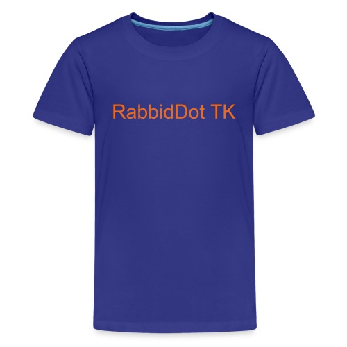 Rabbid Blue - Kids' Premium T-Shirt