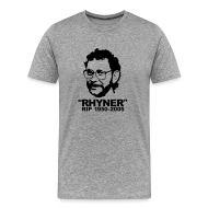 T-Shirts ~ Men's Premium T-Shirt ~ Men's Gray Rhyner