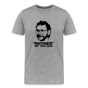 Men's Gray Rhyner - Men's Premium T-Shirt