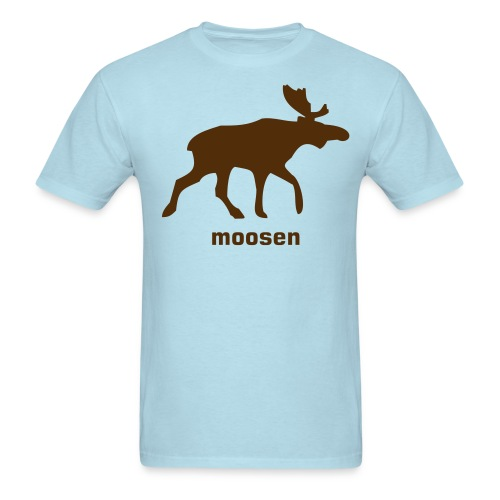 moosen shirt - Men's T-Shirt