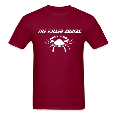 Killer Zodiac - Men's T-Shirt