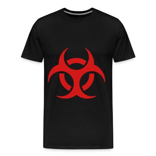 SLICEHEAD - Men's Premium T-Shirt