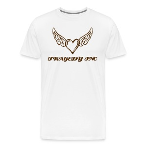 TRAGEDY WINGED HEART 2 MEN'S TEE - Men's Premium T-Shirt