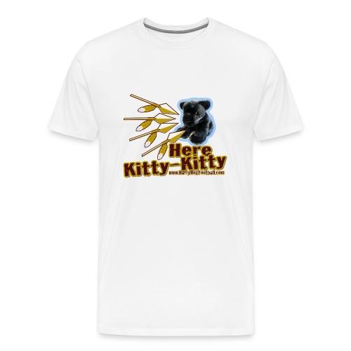 Here Kitty Kitty Tee - Men's Premium T-Shirt