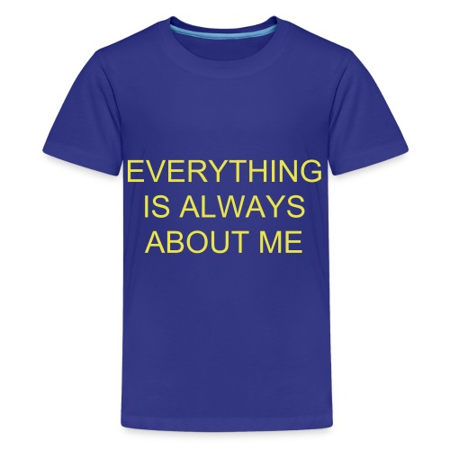 all about me! - Kids' Premium T-Shirt