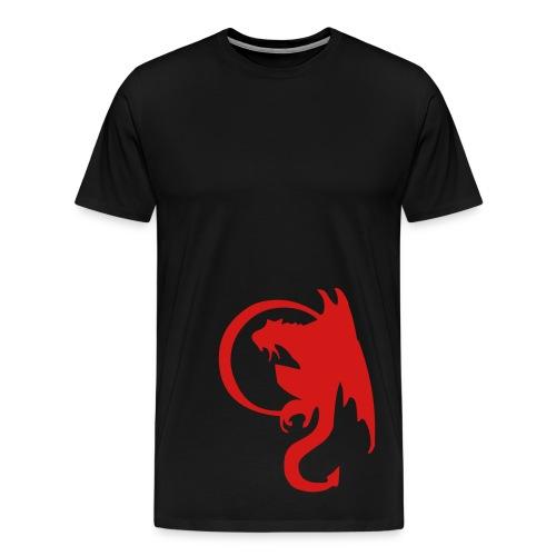 perched XXL - Men's Premium T-Shirt