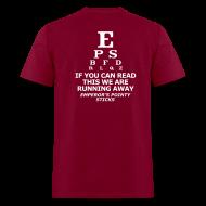 T-Shirts ~ Men's T-Shirt ~ Run Away!