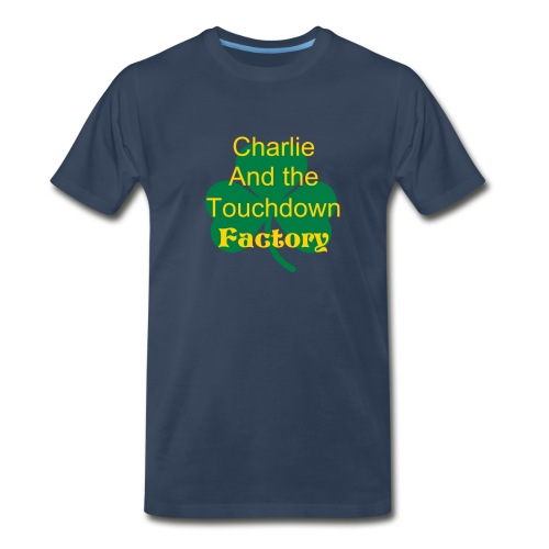 TOUCHDOWN FACTORY - Men's Premium T-Shirt