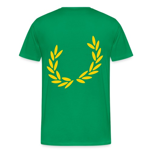 green wwa t-shirt - Men's Premium T-Shirt