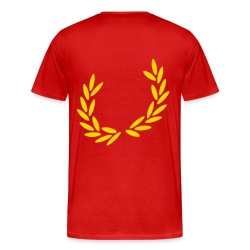 red wwa t-shirt - Men's Premium T-Shirt