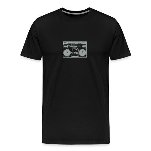 Boom Box - Men's Premium T-Shirt