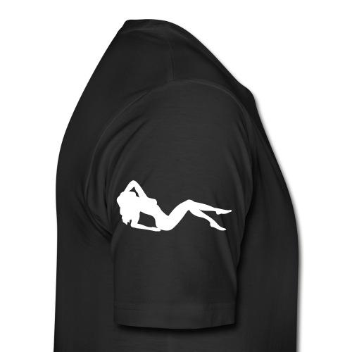 International Raper Love - Men's Premium T-Shirt