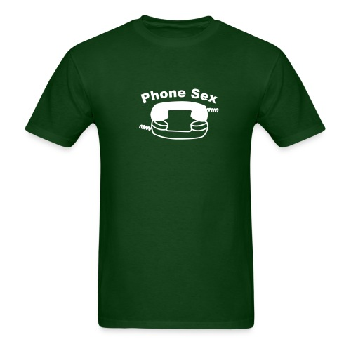 Phone Sex - Men's T-Shirt