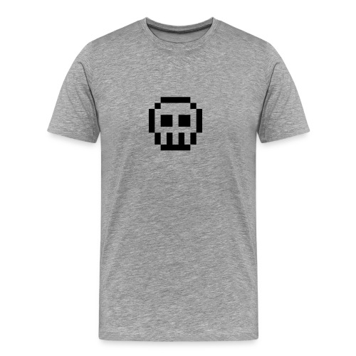 Guys Digi-Skull Tee - Men's Premium T-Shirt