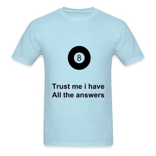 8-ball - Men's T-Shirt
