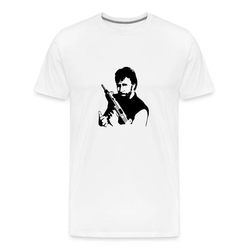 chuck norris - Men's Premium T-Shirt