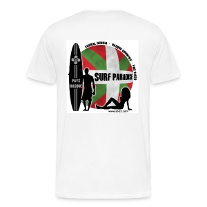 sexy surf 2 - Men's Premium T-Shirt