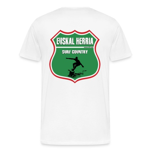 Surf sign 3 - Men's Premium T-Shirt