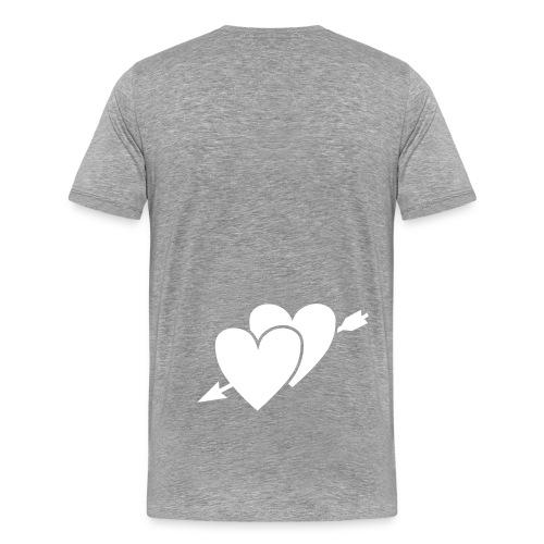 Men's Premium T-Shirt - IT'S JONATHON EDWARD HOME Tee