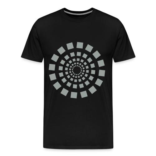 the squared circle - Men's Premium T-Shirt