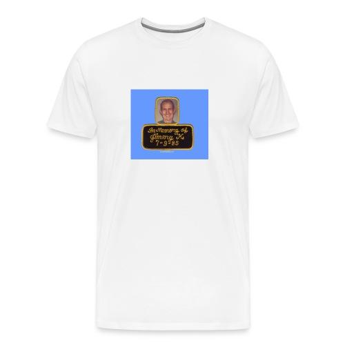 IN MEMORY - Men's Premium T-Shirt