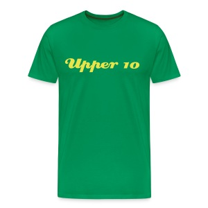 UPPER 10 T-SHIRT - IZATRINI.com - Men's Premium T-Shirt