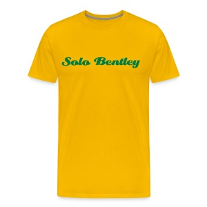 SOLO BENTLEY - T-SHIRT - IZATRINI.com - Men's Premium T-Shirt