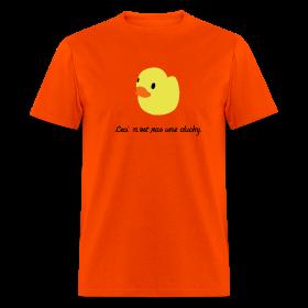 duckie - orange ~ 351