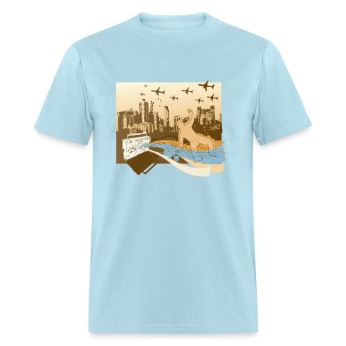 Ghetto tee - Men's T-Shirt