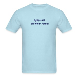 Keep Cool Mens T-shirt - Men's T-Shirt