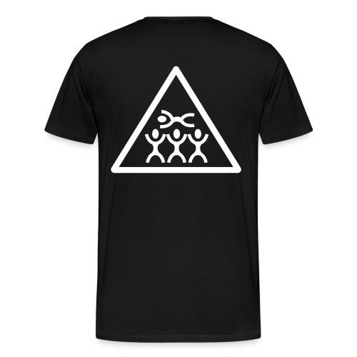 Stage Dive - Men's Premium T-Shirt
