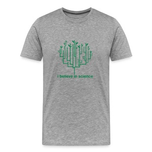 Tree of Life: Grey - Men's Premium T-Shirt